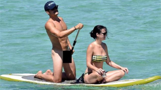 Dopo Orlando Bloom, anche per Justin Bieber vacanze da nudista
