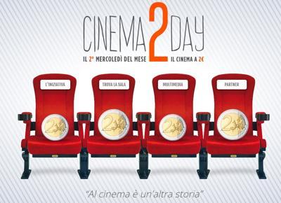 Cinema2Day. Il cinema a 2 euro